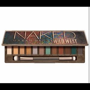Urban decay naked Wild West New